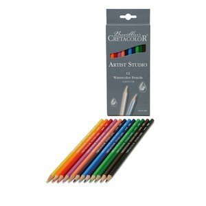 Water Color Pencils 12 set